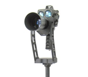 LaserCam 4 continually zooms with target tracking.