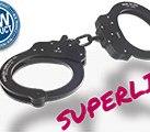 Superlite Chain Link Handcuff - Model 730C