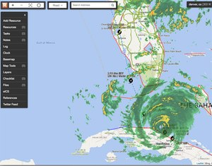 Rhodium's incident management tool was widely deployed in response to Hurricanes Harvey and Irma.