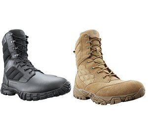 V3 boot (left), Force boot (right).