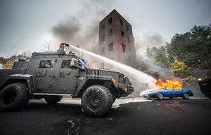 BearCat X3 'FireCat' (Photo courtesy of Lenco.)