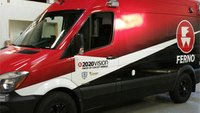 Ferno unveils 'ambulance of the future'