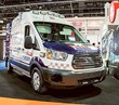 Ford Transit takes center stage at Arab Health with next generation Ambulance for Dubai Corporation for Ambulance Services (DCAS)
