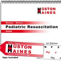 The Huston-Haines Pediatric Resuscitation Guide provides a quick and easy way determine the information you need for pediatric resuscitation.