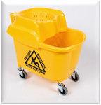 Prison safe mop bucket #9053-MB