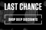 Get up to 50% OFF last chance items
