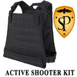 First Responder Rifle Protection