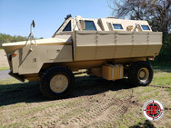 POLICE Armored Vehicles Available