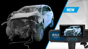 NEW! Fast, easy, photorealistic 3D scanner for police: FARO Freestyle 2