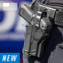 Rapid Force Duty Holster: Level 2 and Level 3 Retention
