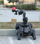 AVATAR EOD Robot: A new tool for EOD and Bomb Teams