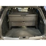 SUV Rapid Access Weapon Locker 2.0