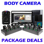 Body Camera Packages. Free Cameras, Storage, Evidence Management, & Video Redaction