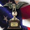HONOR Your FINEST with this Traditional Bronze Eagle