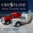 NEW - Crestline CCL 150 Type 1 Ambulance