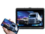 RuggON CHASER: DeX compatible rugged monitor for in-vehicle applications