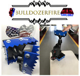 The Bulldozerfire rescue tool now made to fit: Genisus 31 & 41 inch Push ram.