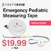 Emergency Pediatric Measuring Tape