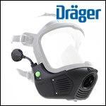 Dräger FPS-COM 7000 In-Mask, Voice-Activated Team Talk Communication