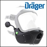 Dräger FPS-COM 7000 In-Mask, Voice-Activated Team Talk Communication