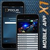 FOCUS Mobile App: View, playback, and tag BWC videos