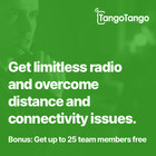 Try Tango Tango Free for 30 Days!