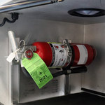 Try ZICO's New SAE Compliant Fire Extinguisher Holder for 30 Days