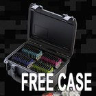 Free MobileDetect Case with online pouch orders of $500 or more!