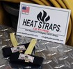 Heat Straps - Fire Resistant Firefighter Wrist Straps
