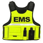 High-Vis First Response Enhanced Multi-Threat Vest Level iiia+