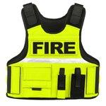 High-Vis First Response Enhanced Multi-Threat Vest Level iiia+