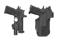 Staccato 2011 T-Series L2 Duty Holster by Blackhawk Holsters