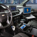 All-New Havis Solutions for the 2021 Chevrolet Tahoe Police Pursuit Vehicle