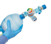 Small Adult CPR-2 BVM with LiteSaver® Manometer