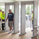 PD 6500i Walk-Through Metal Detector