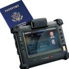 RuggON Blaxtone PM-311B Rugged Tablet Supports MRZ and Fingerprint Reader