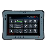 RuggON Versatile Rugged Tablet up to 23 Hours with Fingerprint Reader