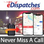 Never Miss a Call with eDispatches Notification Service