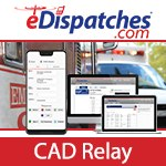eDispatches CAD Relay System