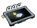 RuggON SOL PA501: 10'' GMS-certified Android rugged tablet with dual sim