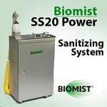 Biomist SS20 Power Sanitizing System