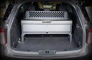 SUV Rapid Access Weapon Locker