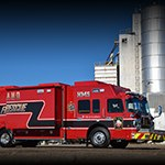 Custom Hazmat and Command Vehicles from SVI Trucks