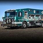 Custom Walk-In Rescues from SVI Trucks