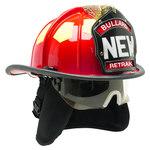 Bullard UST ReTrak Visor Series Fire Helmets