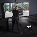 VirTra V-100LE® Portable Virtual Training Simulator