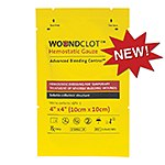 WoundClot™ New: Next Generation Hemostatic Agent