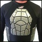 3-Piece Padded Tactical/Ballistic Shirt
