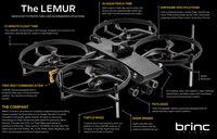 LEMUR Drone Brochure