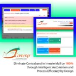 TextBehind CAMMP Inmate Mail Management Software and Service